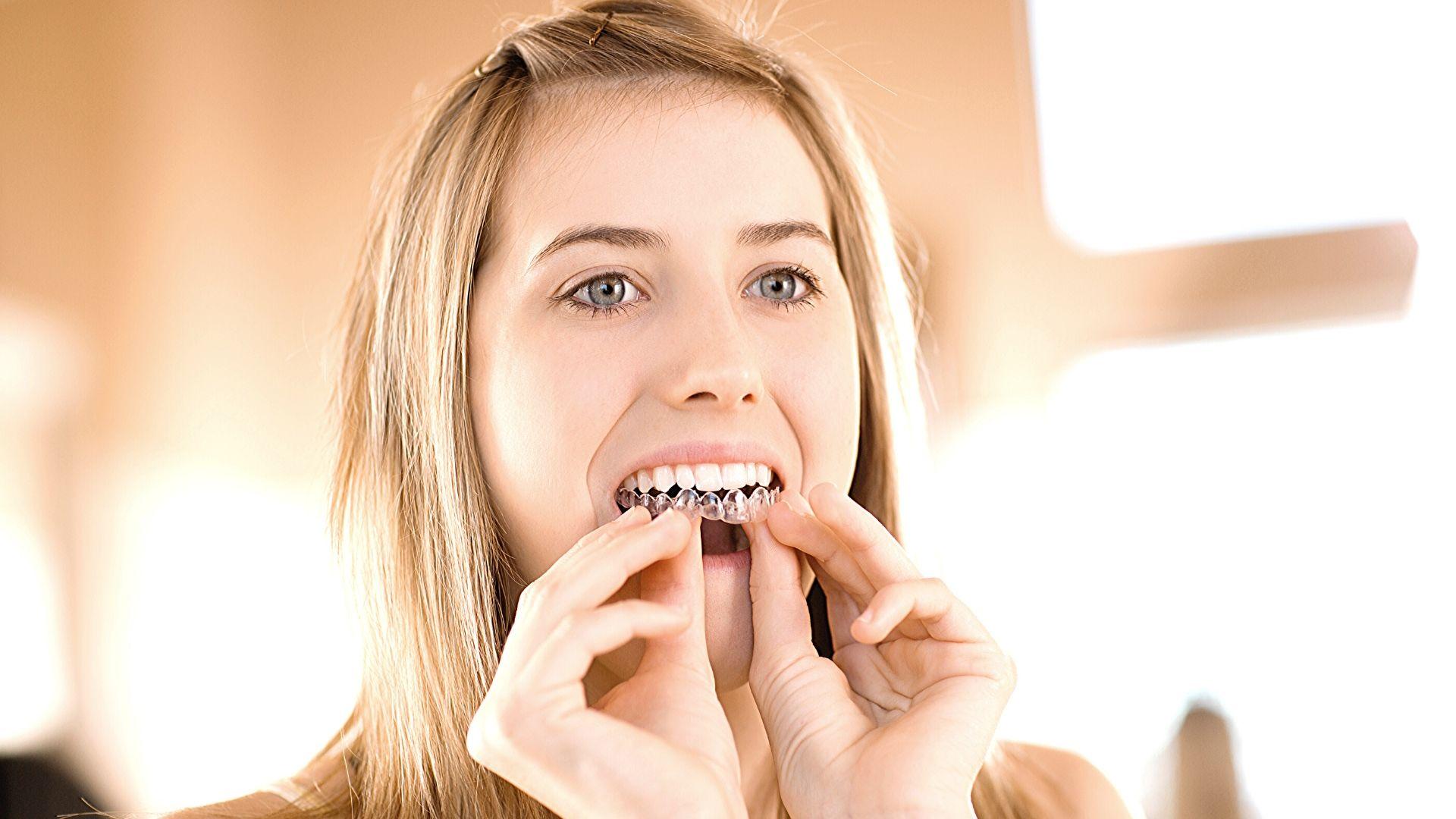 gouttière et gel dents