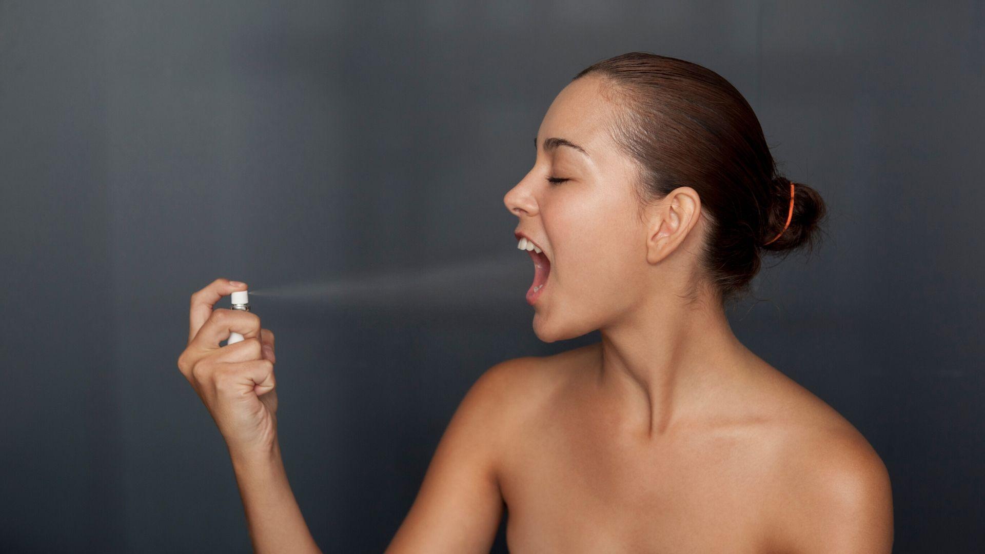 Lutter contre odeur buccale